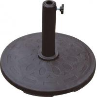 Wholesale Umbrella Base Outdoor Round Plastic Cement Umbrella Base from china suppliers