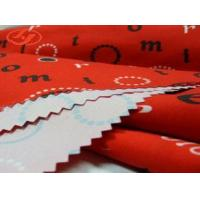 Wholesale Outdoor Sport Series  Twill peach skin printed from china suppliers