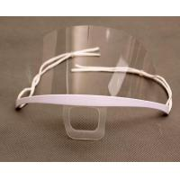 Wholesale Transparent Mask for Resturant -- White Color from china suppliers