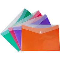 Wholesale Clip&fileholder Top quality plastic bag with clear file bag pvc document bag from china suppliers