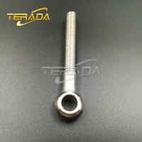 Buy cheap 316 Stainless Steel Forged Marine Wire Eye Screws Bolts from wholesalers
