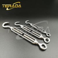 Buy cheap Stainless Steel Hook And Eye Turnbuckle from wholesalers