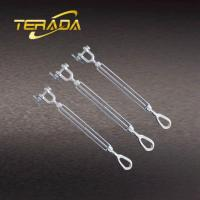 Buy cheap 304 Stainless Steel 3/8 Large Wire Rope Jaw and Eye US Type Turnbuckle for Cable Tensioner from wholesalers