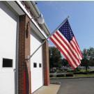 Buy cheap 8 ft. Spinning Pole and 4ft. x 6ft. Nyl-Glo U.S. Flag from wholesalers