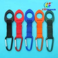 Wholesale Carabiners 6CM Carabiner Bottle Holder from china suppliers
