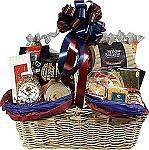 China Gourmet Sympathy Gift Basket on sale
