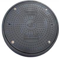 Wholesale manhole cover with lock heavy duty performance from china suppliers