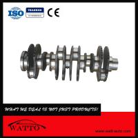 Wholesale Durable Quality 4JA1 Crankshaft Forge Cast Iron from china suppliers