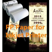 Wholesale Solvent&Eco-Sovlent Adhesive PP paper from china suppliers