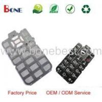 Wholesale 100% Silicon Rubber Keypad Custom Rubber Keypad Mobile Phone Parts Manufacturer from china suppliers