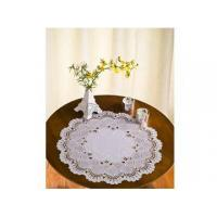 Wholesale Lace Doily Placemat from china suppliers