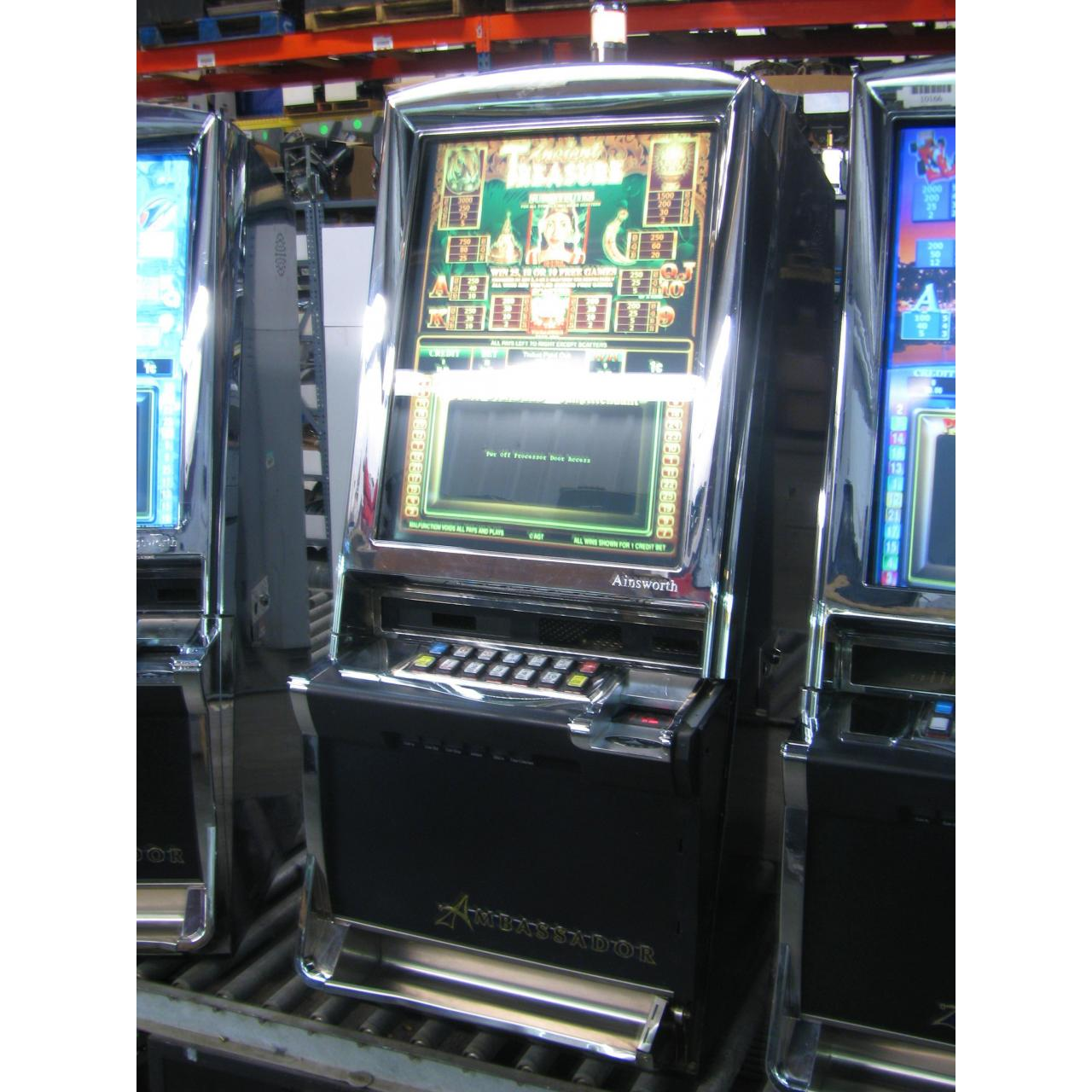 Buy cheap SLOT MACHINES ANCIENT TREASURE from wholesalers