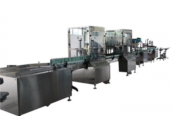 Quality Aerosol automatic filling line for sale