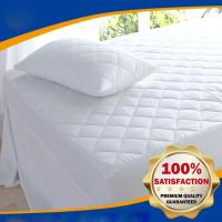 Wholesale Quilted Wateproof Cotton Mattress Protector from china suppliers