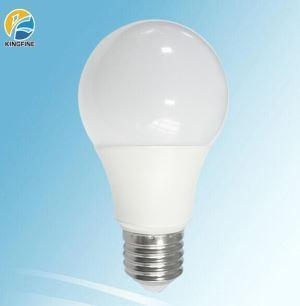 Quality Hot 220-240VAC 6w 8W 10W 12W E27 Base Aluminum&plastic A60 LED Bulbs Dimmable With IC Driver LED Lig for sale