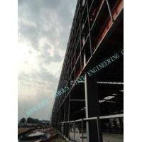 Wholesale Grade A572 / A36 90 X110 ASTM Industrial Steel Buildings Concrete Plants from china suppliers