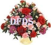 Wholesale Dubai florist DFDS-Dubai Flower Basket from china suppliers