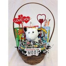 Quality I Love You Gift Basket for sale