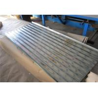 China Galvalume Roofing Sheet on sale