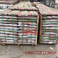 Wholesale Maple Red Mushroom Surface Granite Tiles from china suppliers