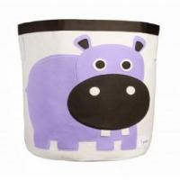 Wholesale 3 Sprouts Storage Bin Purple Hippo from china suppliers