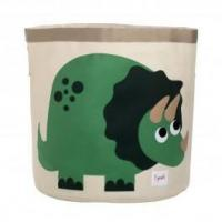 Wholesale 3 Sprouts Storage Bin Green Dinosaur from china suppliers