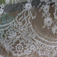 Wholesale Lace Fabric Gauzy Nylon Gallon Lace Fabric (E8037) for Garments and Clothing from china suppliers
