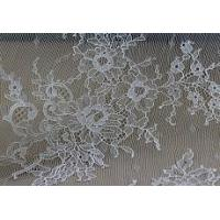 Wholesale Lace Fabric Nylon Crochet Eyelash Lace Fabric (E8040) from china suppliers