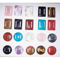 Wholesale Ornaments leather belt casp setting stone from china suppliers