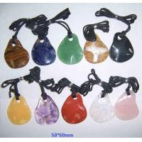 Wholesale Ornaments Semi precious stone slices from china suppliers