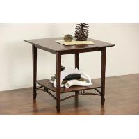 Buy cheap Arts & Crafts Style Vintage Mahogany Lamp or End Table from wholesalers