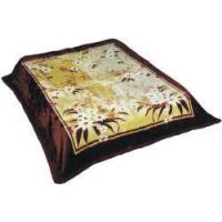 Wholesale blanket B037_Coffee from china suppliers