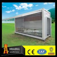 Wholesale Convenient Installation Expandable Mobile Coffee Bar Shop For Sale from china suppliers