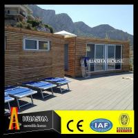 Wholesale Large Space Affordable Prefab Residential Tiny Houses For Sale from china suppliers
