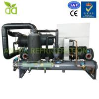 Buy cheap Machinery Water Cooled Screw Glycol Cooling System from wholesalers