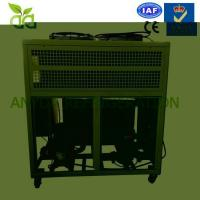 Buy cheap Machinery 3Ton Small Modular Air Cooled Scroll Water Chiller Unit from wholesalers