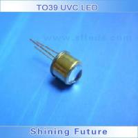 Wholesale 255~265nm 280~285nm 310nm~315nm TO39 UV UVC UVB LED from china suppliers
