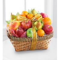 Wholesale Sympathy Flowers Gourmet Goodness Kosher Fruit Basket from china suppliers