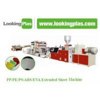 Wholesale Plastic Extruded Sheet Making Machine from china suppliers