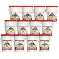 Food Supply Kits One Year Emergency Food Storage All-in-One Pail Kit