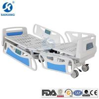 Buy cheap 5 Functions Different Types Electric Hospital Adjustable Bed for Use from wholesalers