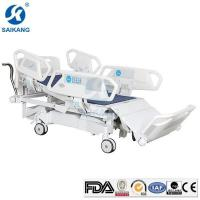 Buy cheap Multi-function Electric Adjustable Bed for Hospital from wholesalers