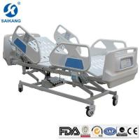 Buy cheap Multi-function ICU Electric Hospital Adjustable Beds for Patient Nursing from wholesalers