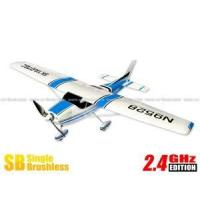 Wholesale Skyartec AP03-X1 Cessna 182 3G3X Version Propeller RC Airplane RTF 2.4GHz (Blue) from china suppliers