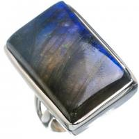Buy cheap Ana Silver Co Large Labradorite 925 Sterling Silver Ring Size 5.75 RING793361 from wholesalers
