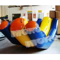 China inflatable seesaw/inflatable seesaw rocker water toy on sale