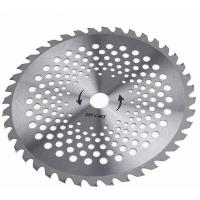 China Accessories and parts brush cutter blade on sale