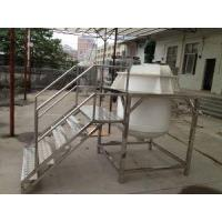 Wholesale Anti Corrosive Plastic Liquid Products Mixing Anticorrosion Agitation Tank from china suppliers