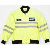 Wholesale JACKETS Used Yellow Hi Visibility Work Jacket from china suppliers