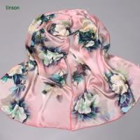 Wholesale Wholesale Custom New Design Square Silk Satin Scarf/2017 Summer Silk Scarf For Women from china suppliers